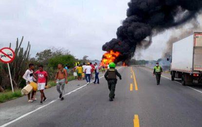Logran identificar siete de las victimas de la tragedia de Puebloviejo