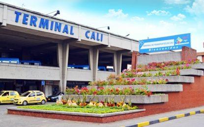 Terminal de Cali habilitó ruta para que migrantes venezolanos regresen a su país