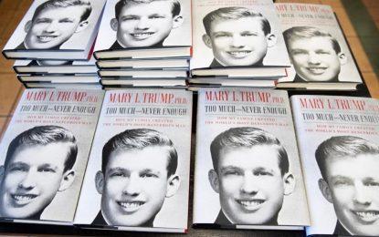 Juez autoriza a sobrina de Donald Trump promocionar libro sobre el presidente