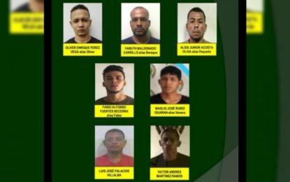 Siete internos se fugaron de cárcel de Estación de Policía de Ciénaga