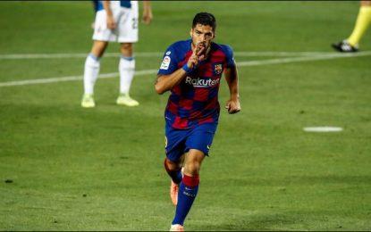 Así no puede ser campeón: Barcelona le ganó con lo justo al último