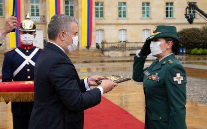 En la Fiesta Patria: Duque exaltó a los héroes de la patria en medio de la pandemia