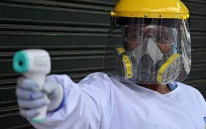 Nuevo récord de contagios de coronavirus en Colombia: 11.470 en 24 horas