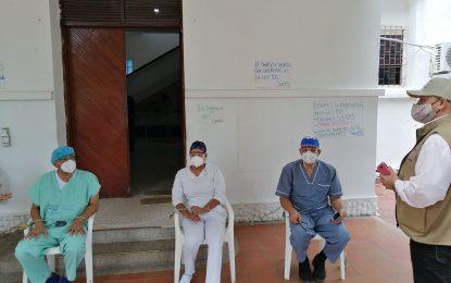 Trabajadores del Rosario Pumarejo realizarán caravana en Valledupar