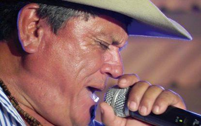"""Cholo Valderrama: """"Soy un campesino que canta"""""""