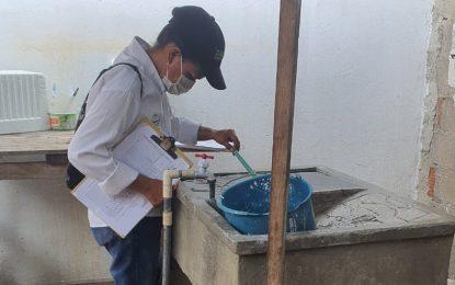 Campaña 'Córtale las alas al Dengue'  recorrió cinco municipios del Cesar