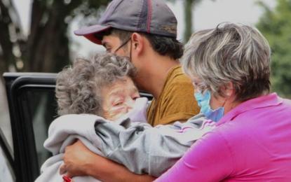 México: Adultos mayores de 100 años están venciendo COVID-19
