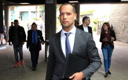 Fiscalía llama juicio a Diego Cadena, exapoderado de Álvaro Uribe