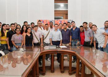 Gobernación solicita a Universidad que envíe lista completa y correcta de los estudiantes a beneficiar con el FONGES