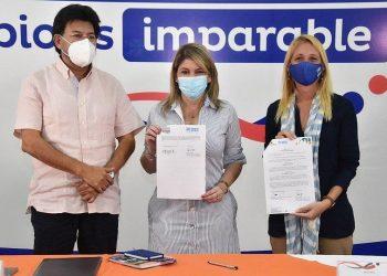 Para atender a población migrante en Magdalena, Gobernación, Alcaldía y Acnur firman carta de entendimiento