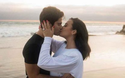 Demi Lovato cancela su compromiso con Max Ehrich luego de dos meses