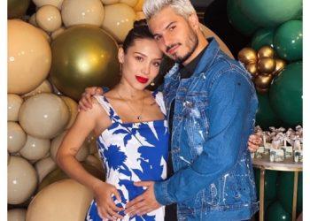 El ostentoso baby shower de Luisa Fernanda W y Pipe Bueno