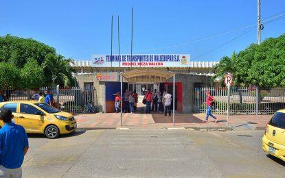 Terminal de Valledupar inició operaciones bajo estrictos protocolos de bioseguridad
