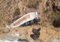 Un accidente vial en Bolivia deja 19 muertos y 17 heridos