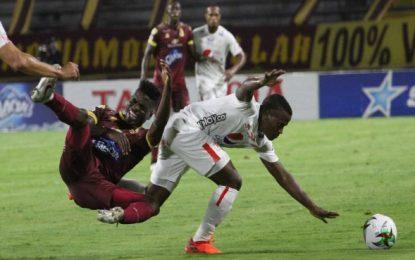 Liga BetPlay: Tolima recuperó el liderato; así va la tabla de posiciones