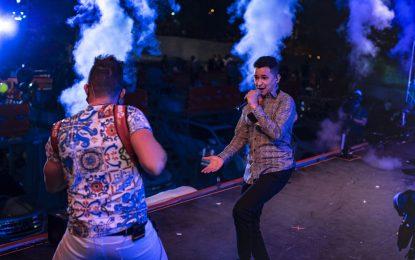Jorge Celedón, el vallenato que brilló en la celebración de Amor y Amistad en Cali