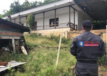 Fiscalía embarga finca que pertenecería a Juan Guillermo Monsalve, testigo contra Uribe