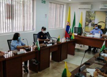 Cesar preparado para participar en Simulacro Nacional de Respuesta a Emergencias