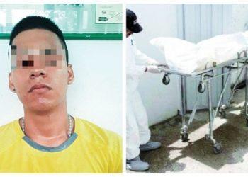 Quedó en un charco de sangre: Asesinato de un joven a cuchillo