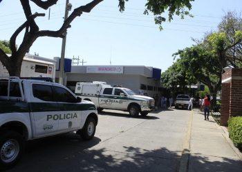 'Roba mango' fue herido de un disparo en Valledupar