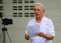 Álvaro Uribe pide toque de queda en Antioquia