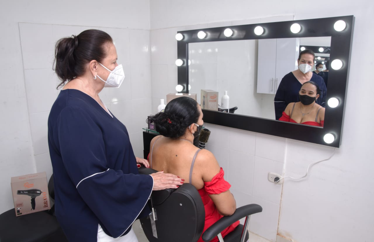 EL PAÍS VALLENATO – Instalan salón de belleza a reclusas de la Cárcel Judicial de Valledupar