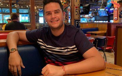 El cantante vallenato 'Che' Carrillo fue capturado en Valledupar, por la Dijín