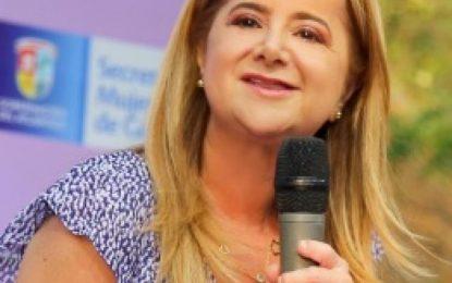 Gobernadora Elsa Noguera, tiene coronavirus