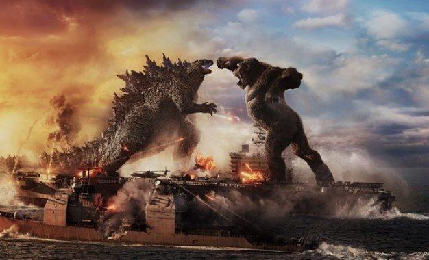 ¿Quién es más fuerte? Tráiler de Godzilla vs. Kong