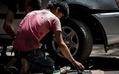 En el último trimestre de 2020, 523.000 niños trabajaron en Colombia