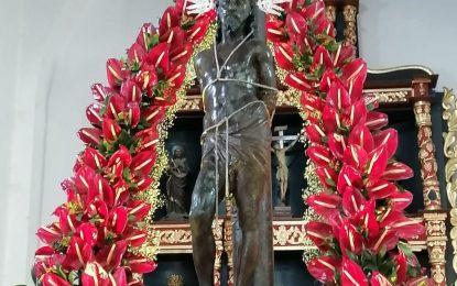 En la nueva Catedral, vallenatos honran  hoy a su patrono Santo Ecce Homo