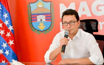 Este sábado, Gobernador Caicedo rinde cuentas de sus 15 meses de gestión