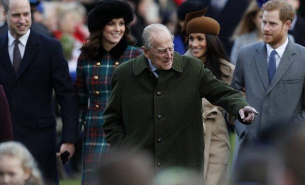 El mensaje del príncipe William para despedir a su abuelo ¿indirecta a Harry?