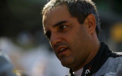 Juan Pablo Montoya, sexto en los primeros entrenamientos de las 500 Millas de Indianápolis