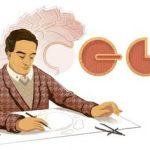 EL PAÍS VALLENATO    – Rogelio Salmona, el doodle que rinde homenaje al reconocido arquitecto colombiano