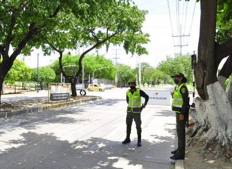 Analizan decretar confinamiento total durante el fin de semana en Valledupar