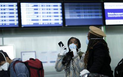 Francia suspendió todos los vuelos con Brasil por el brote de coronavirus