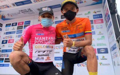 David Peña se acerca al título en la Vuelta de la Juventud