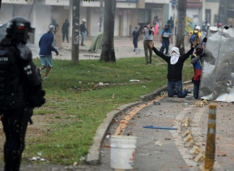ONU hace llamado a Colombia a garantizar el derecho a protesta