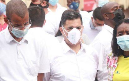 Nicolás Guerrero, joven asesinado en las manifestaciones en Cali, era familiar del alcalde Ospina