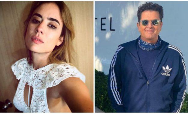 Carolina Ramírez responde trino de Carlos Vives señalando que le falta empatía