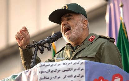 La Guardia Revolucionaria de Irán lanzó otra amenaza contra Israel