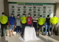 En Valledupar, cinco presuntos ladrones fueron enviados a la cárcel