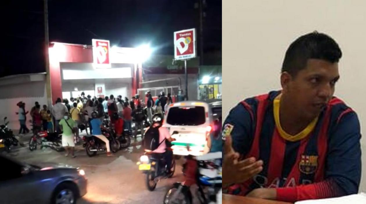Venganza, una de las hipótesis del homicidio en supermercado D1 de 'El por fin' - Noticias de Colombia