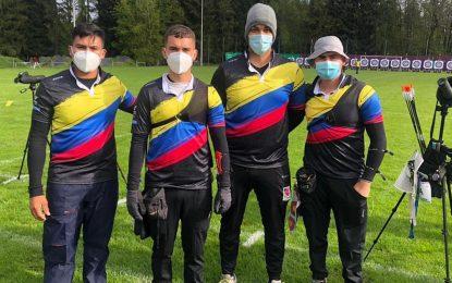 Colombia buscará nuevos cupos olímpicos, en clasificatorio de arquería por equipos, en París