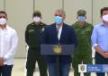 Duque confirmó captura de alias 'Macho', cabecilla de 'Los Pelusos'