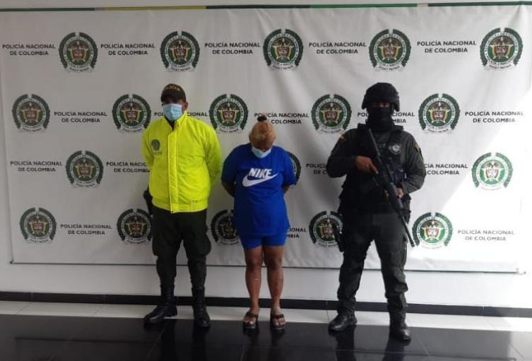 Logran la capturan de presunta cabecilla de la banda delincuencial 'Los Costeños' - Noticias de Colombia