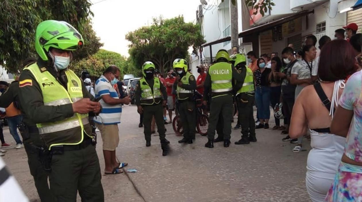 Un sicario se bajó de una moto y mató a un hombre en Los Pinos - Noticias de Colombia