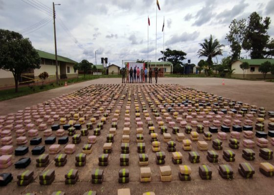 Incautan en Vichada más de dos toneladas de marihuana | Noticias de Buenaventura, Colombia y el Mundo