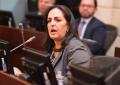 María Fernanda Cabal presentó, nuevamente, el proyecto de porte de armas